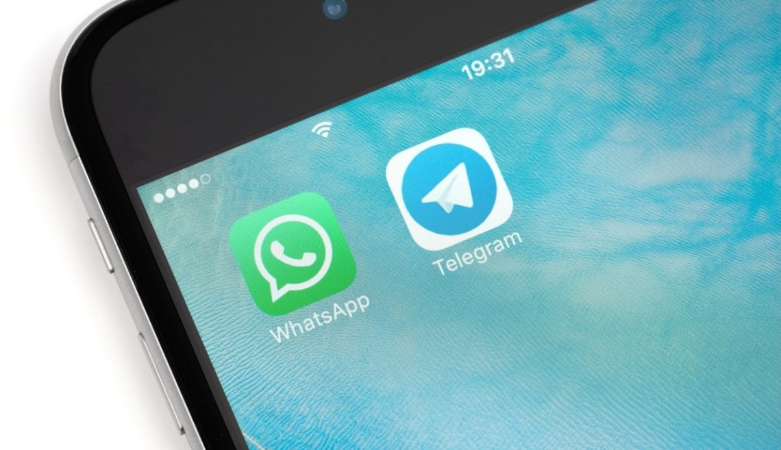 whatsapp telegram media file jacking