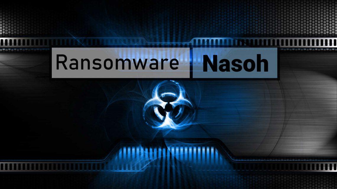 Nasoh Virus File (Ransomware) – Remove + Restore Files - How