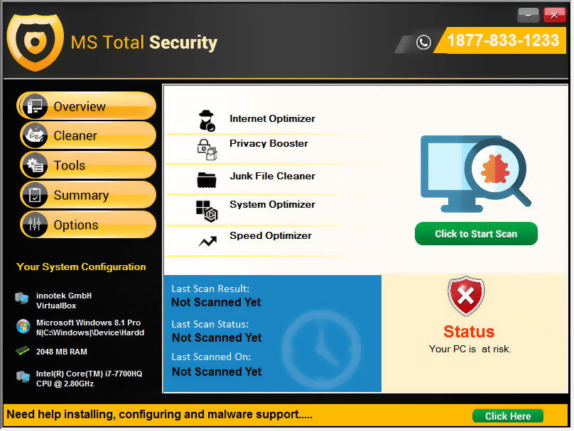 MS Total Security