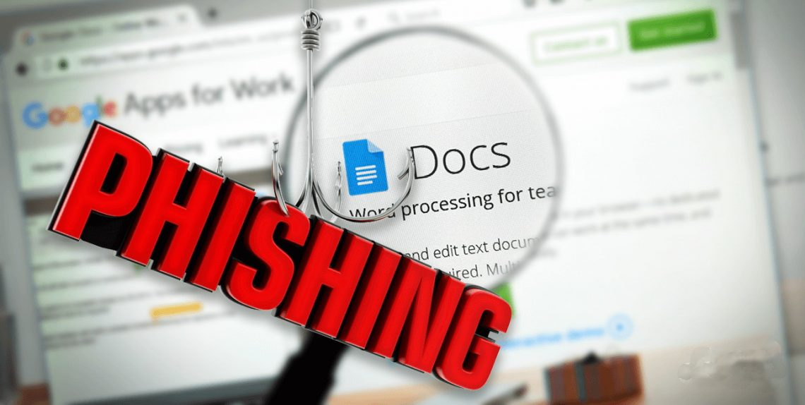 Google Drive for targeted phishing