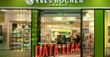 Data leak in Yves Rocher