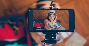 Selfie apps traced users