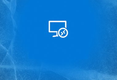 Microsoft fixed an error in RDP